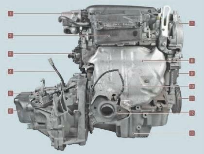 renault megane детонация двигателя